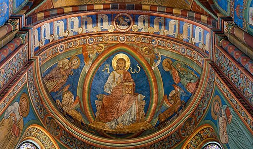 Easter, Ascension and Pentecost